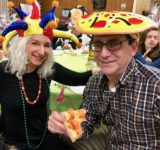 Purim Pizza Party